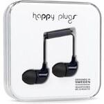 Sluchátka Happy Plugs In-Ear Black