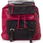 Bessie London dámský batoh červená