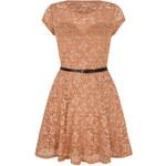 Iska Dámské šaty RA1551_GOLD