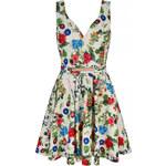 Iska Dámské šaty RA1037_WHITE