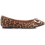 VICES Baleríny s leopardím vzorem
