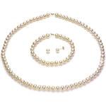KLENOTA Perlová souprava šperků