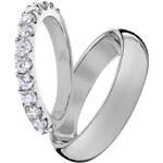 KLENOTA Snubní prsteny s diamanty