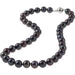 KLENOTA Náhrdelník z černých perel