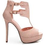 IDEAL Vysoké sandále Isabel