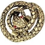 DAMSON Originální prsten - snake
