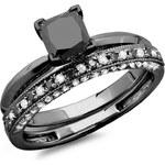 KLENOTA Zlatá sada prstenů pro nevěstu