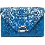 Schilo-Jolie Modré psaníčko s hadím vzorem