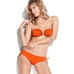 PHAX PHAX-BF11520175-NEON ORANGE: Dvoudílné plavky PHAX Color Mix strapless
