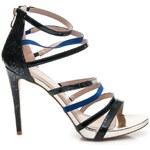 Belle Women Vysoké sandále Samantha