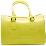 VICES Žlutý gumový kufřík