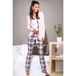 Dámské pyžamo BN 141 růžové Donna