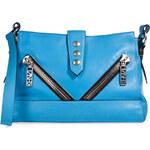 Kenzo Zipper-Detailed Shoulder Bag