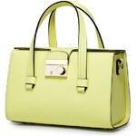 Dámská kabelka Nucelle Summer žlutá