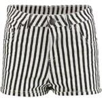 BOOHOO Monochromatické pruhované šortky Linda