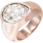 Tamaris Jewelry AMY Ring weiß/roségoldfarben