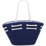 Fabrizio Plážový košík 55089-0600 modrá