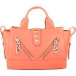 Kenzo Tasche - Kalifornia Satchel Bag Leather Peach - in orange - Henkeltasche für Damen