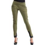 Zelené kalhoty MOE 157