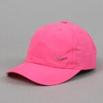 Nike WMNS NK H86 Cap Metal Swoosh neon růžová