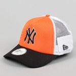 New Era Front On NY oranžová / bílá / černá