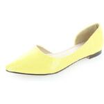 Ideal Žluté balerínky Barbara