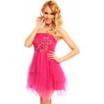 Ethina Šaty na ples růžové