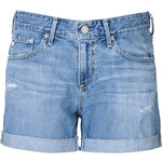 Adriano Goldschmied Roll Up Jean Shorts