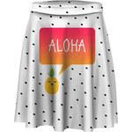 Mr. GUGU & Miss GO Skater Skirt Aloha