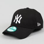 New Era 940 MLB League Basic NY černá / bílá