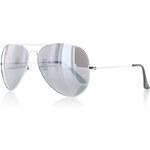 City vision Stříbrné sluneční brýle Blink
