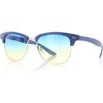City vision Modré sluneční brýle Old School