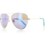 City vision Modré sluneční brýle Valeris