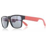 City vision Černo-korálové sluneční brýle Tako