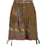 Desigual zelená sukně Praga