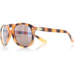 City vision Oranžové skládací sluneční brýle Trovio