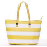 Žlutá letní kabelka David Jones Natalee žlutá