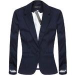 Dámské sako - modrá Velikost: XL