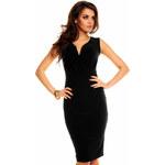 Dámské šaty Mayaadi - černé