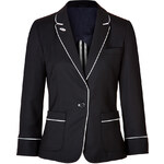 Marc by Marc Jacobs Piped Blazer