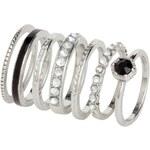 H&M Balení: 7 prstenů