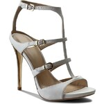 Sandály GUESS - BY MARCIANO FLCHA2 LEA03 WHITE