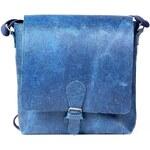 Kabelkový Slon Pánská kožená taška WEST 03