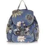 Topshop Floral Mom Backpack