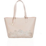 Shopper LYDC London Pixelated Floral Tote