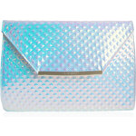 Kabelka LYDC London Holographic Texture (Chain Strap)