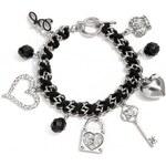 GUESS dámské náramky Bracelet silver
