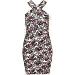 Topshop **Twist Neck Tamera Bodycon Dress by Annie Greenabelle