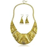 LightInTheBox Fashion retro Fan Shaped Alloy Women's Jewelry Set
