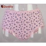 Donella Dámské kalhotky Libuše - růžová/květy